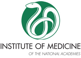 Institute of Medicine of the National Academies logo