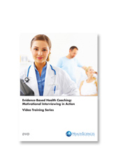 Evidence-Based Health Coaching: Motivational Interviewing in Action DVD