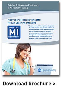 Motivation Health Coaching Brochure